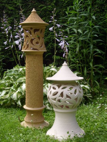 Keramika zahradní